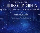 Colossal On Wheels – Interview med LLNN, Late Night Venture & LISERSTILLE