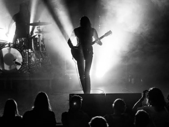 Russian Circles + Cloakroom, Voxhall, 21/2 – 2017