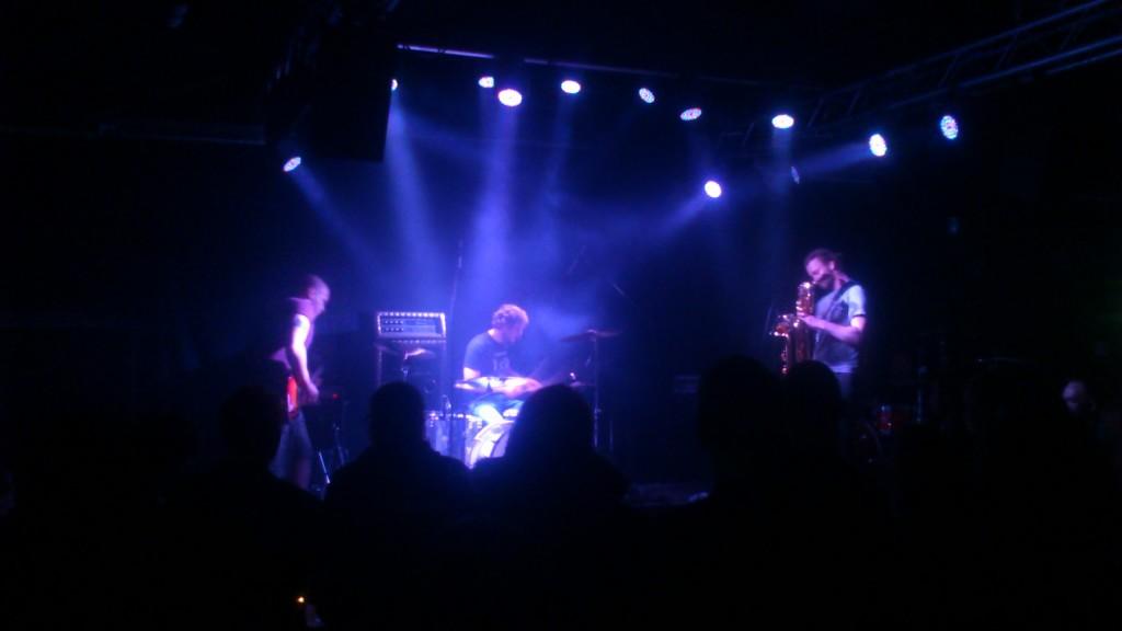Oxx på scenen