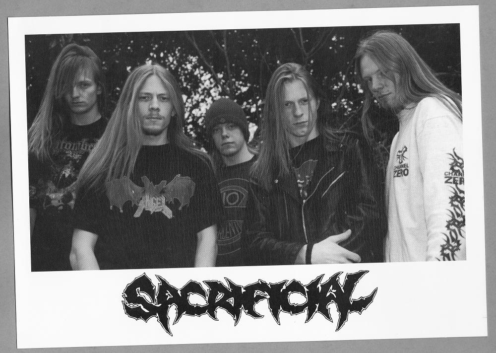 Sacrificial, 1993