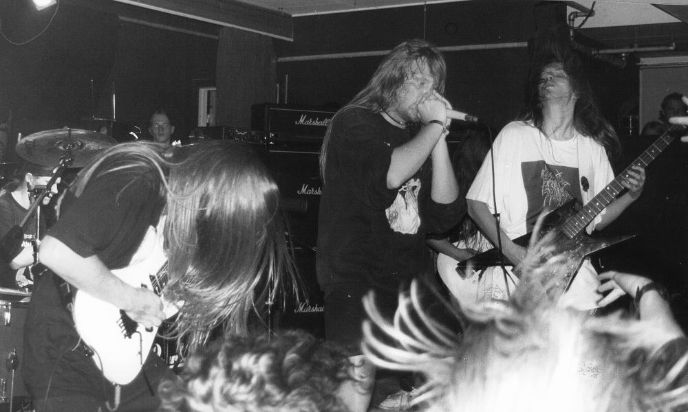 Live i Esbjerg, 1992/93