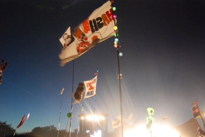 Flag foran Orange