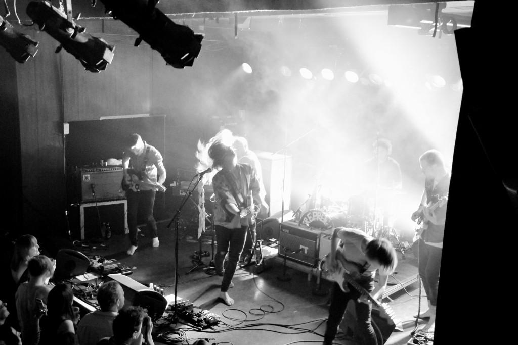 Fribytterdrømme er et af de bands du kan opleve i år