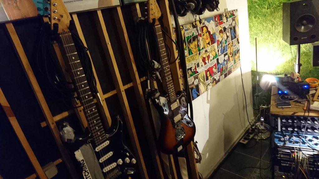 Guitarer. Foto: Jonas Strandholdt Bach/GFR
